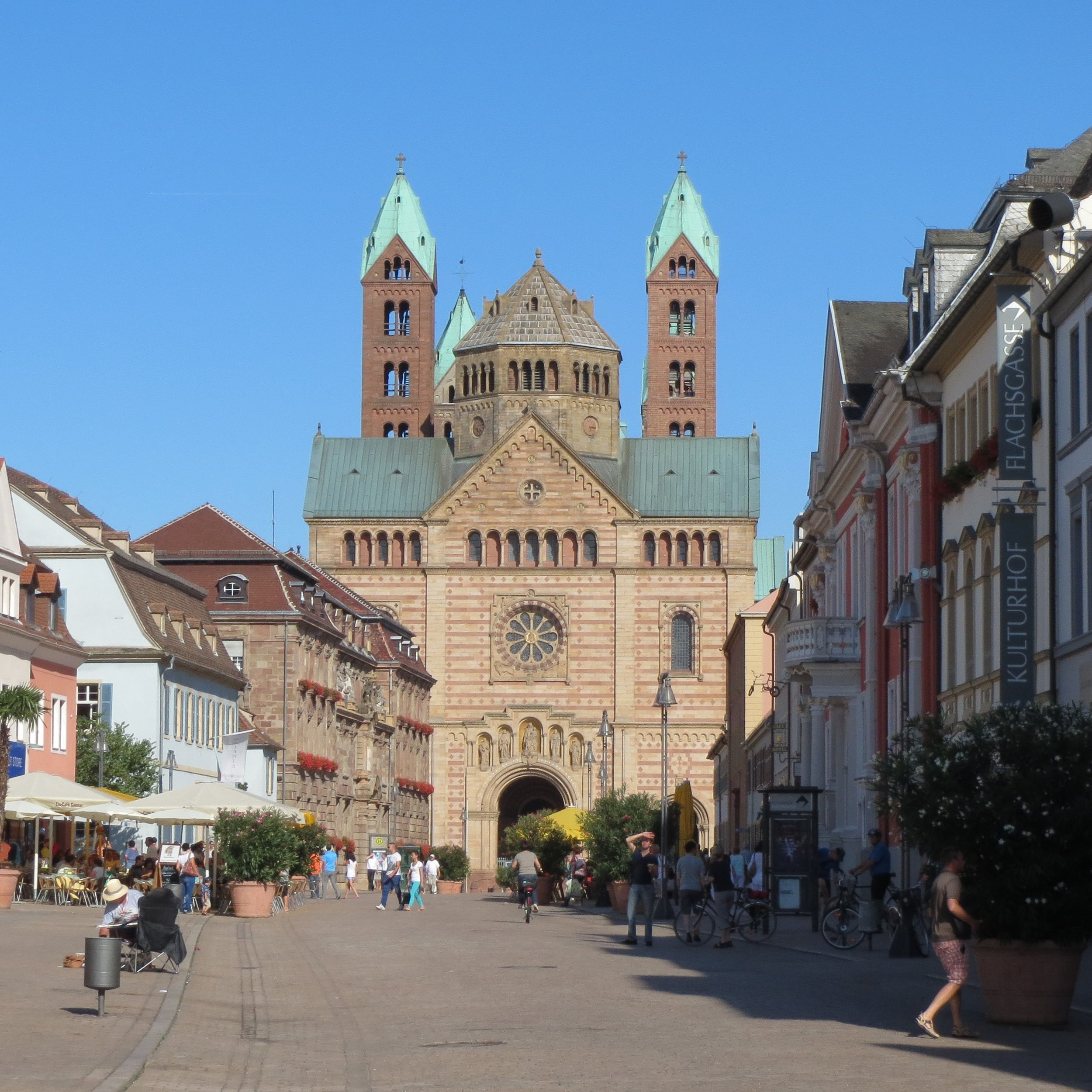 Universität Speyer, Germany