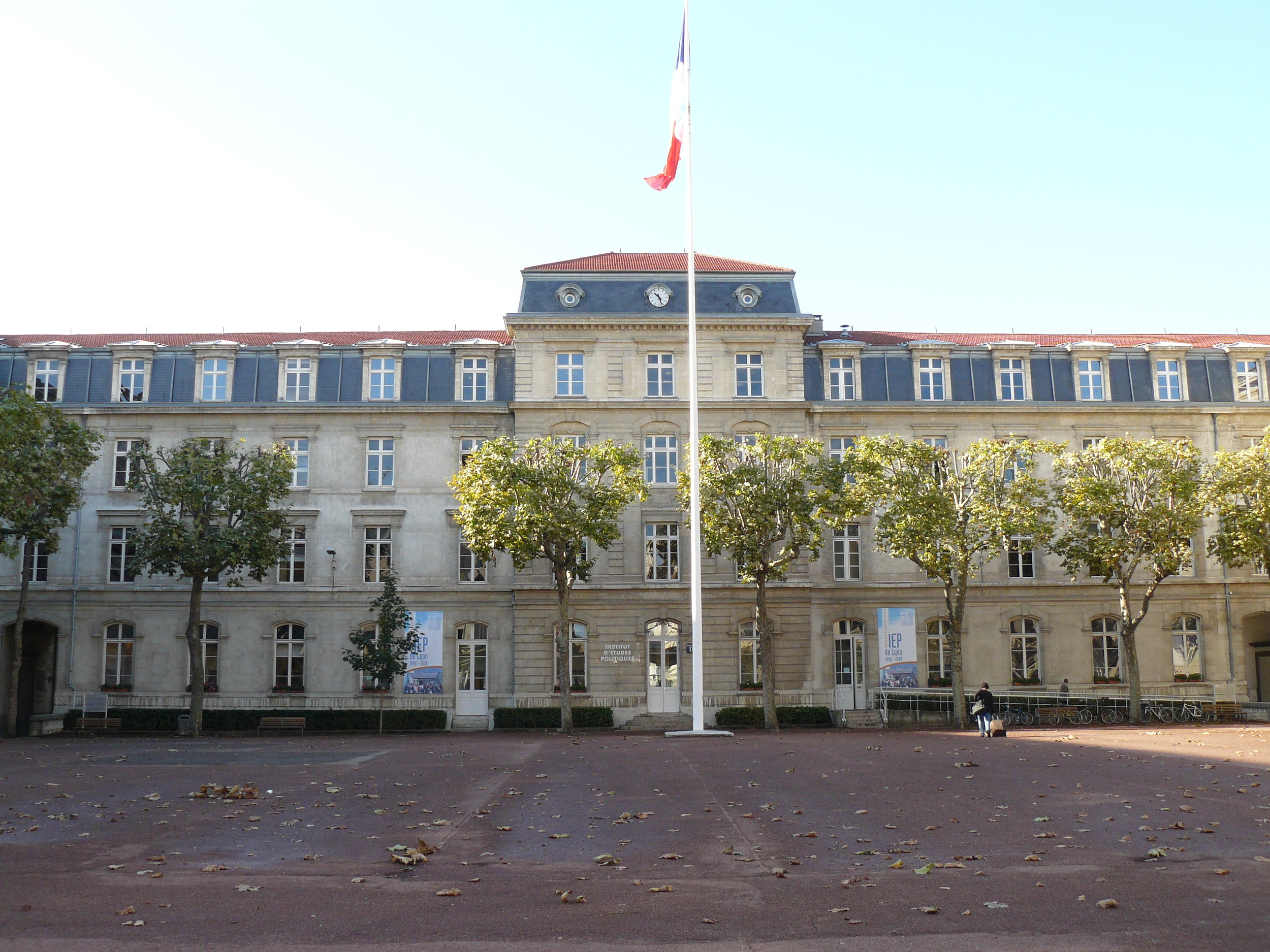 Sciences Po Lyon, France