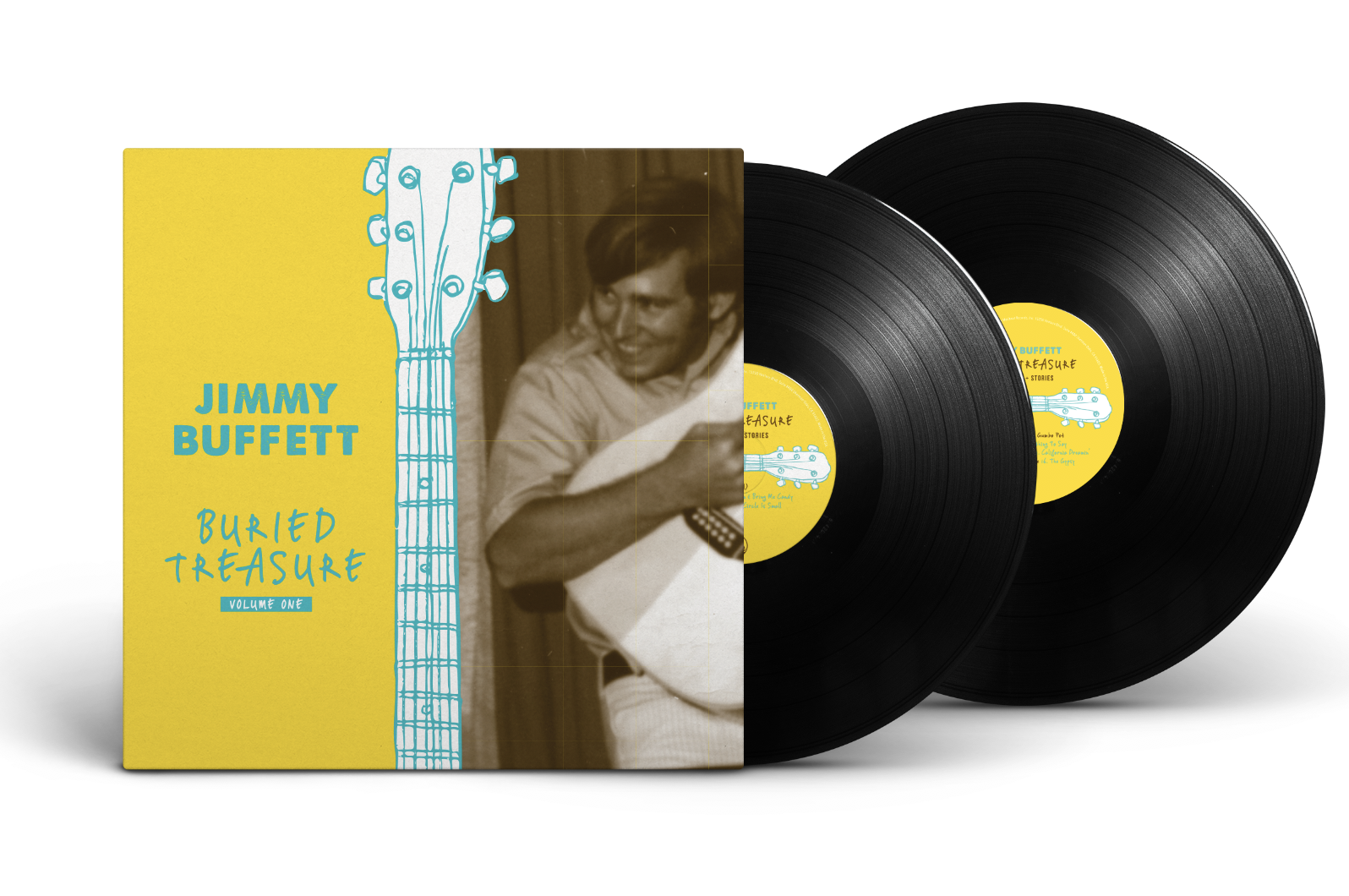Jimmy Buffett: Vinyl