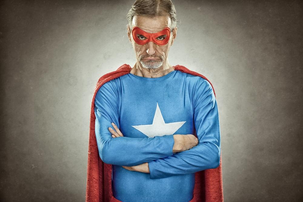 Superhero Superfan