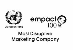 Empact 100 - Most Disruptive Company