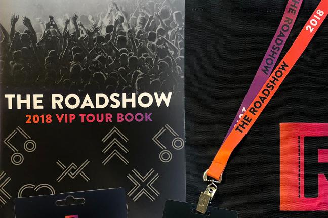 Roadshow VIP
