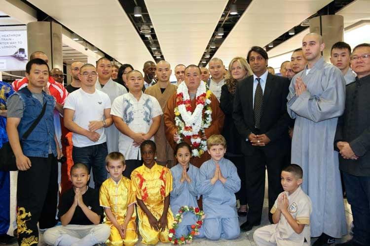 Shaolin Cultural Festival UK