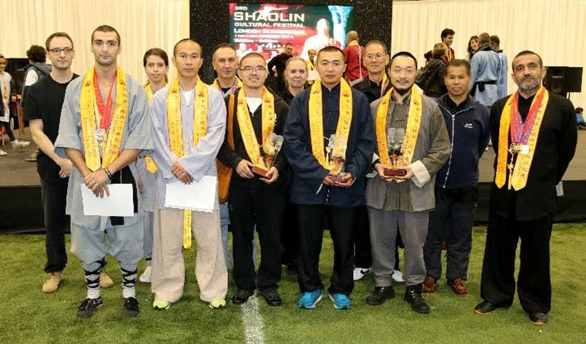 Shaolin Culture Team