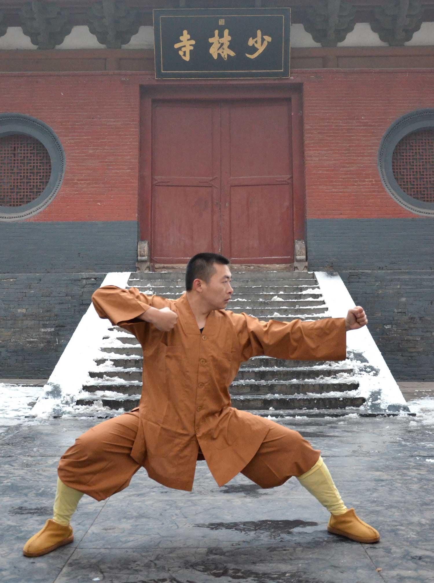 Shaolin Temple Shifu Yang
