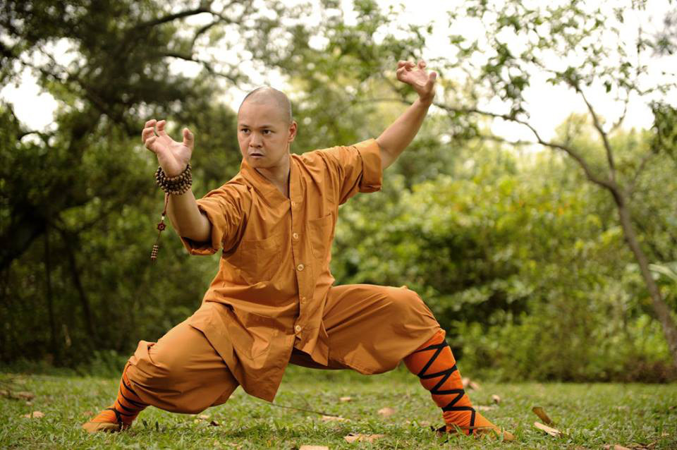 Shifu Heng Ren Shaolin Kung Fu Classes in London and Bromley