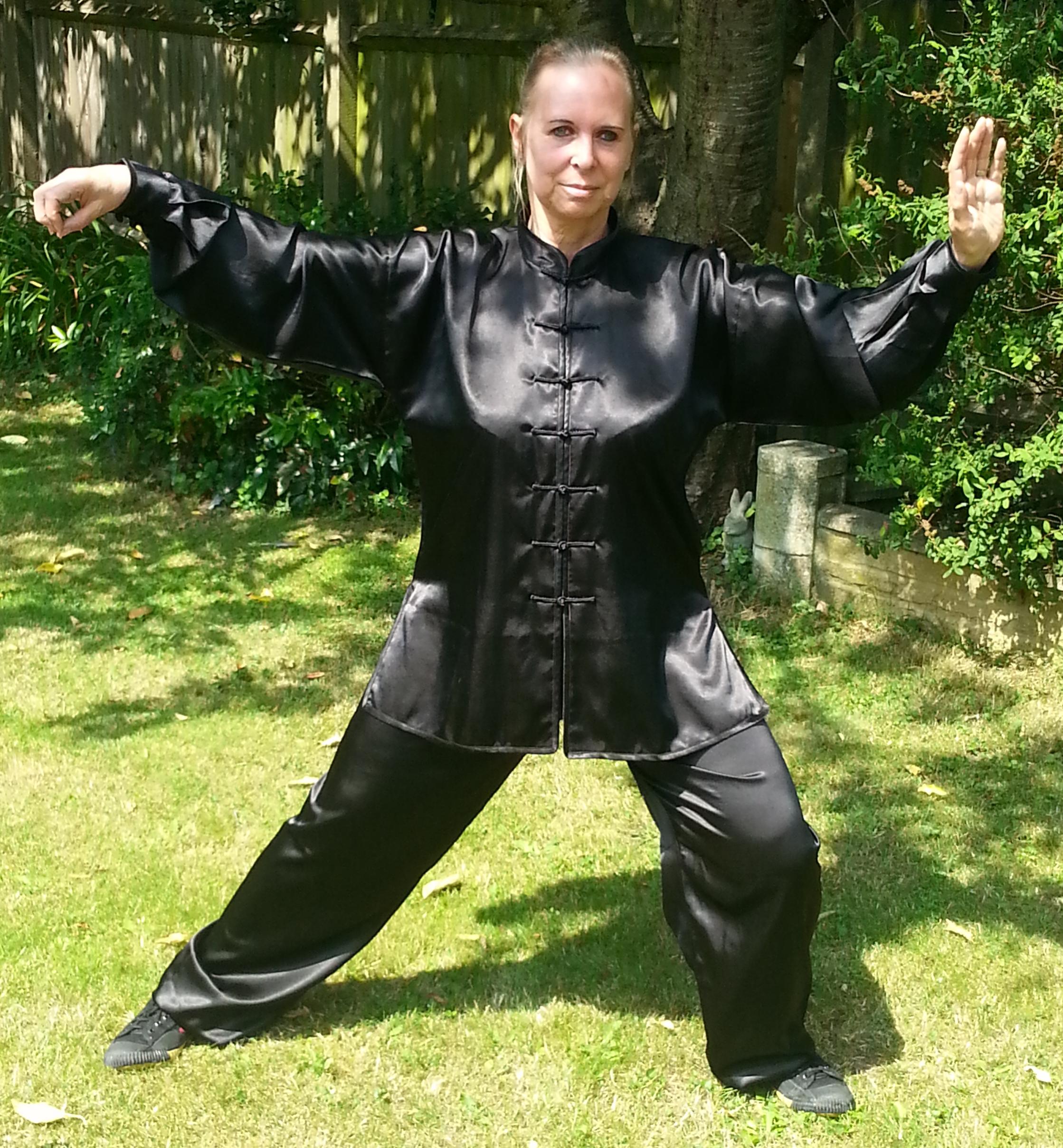 Shaolin Culture Shifu Sandra Bromley Tai Chi Classes