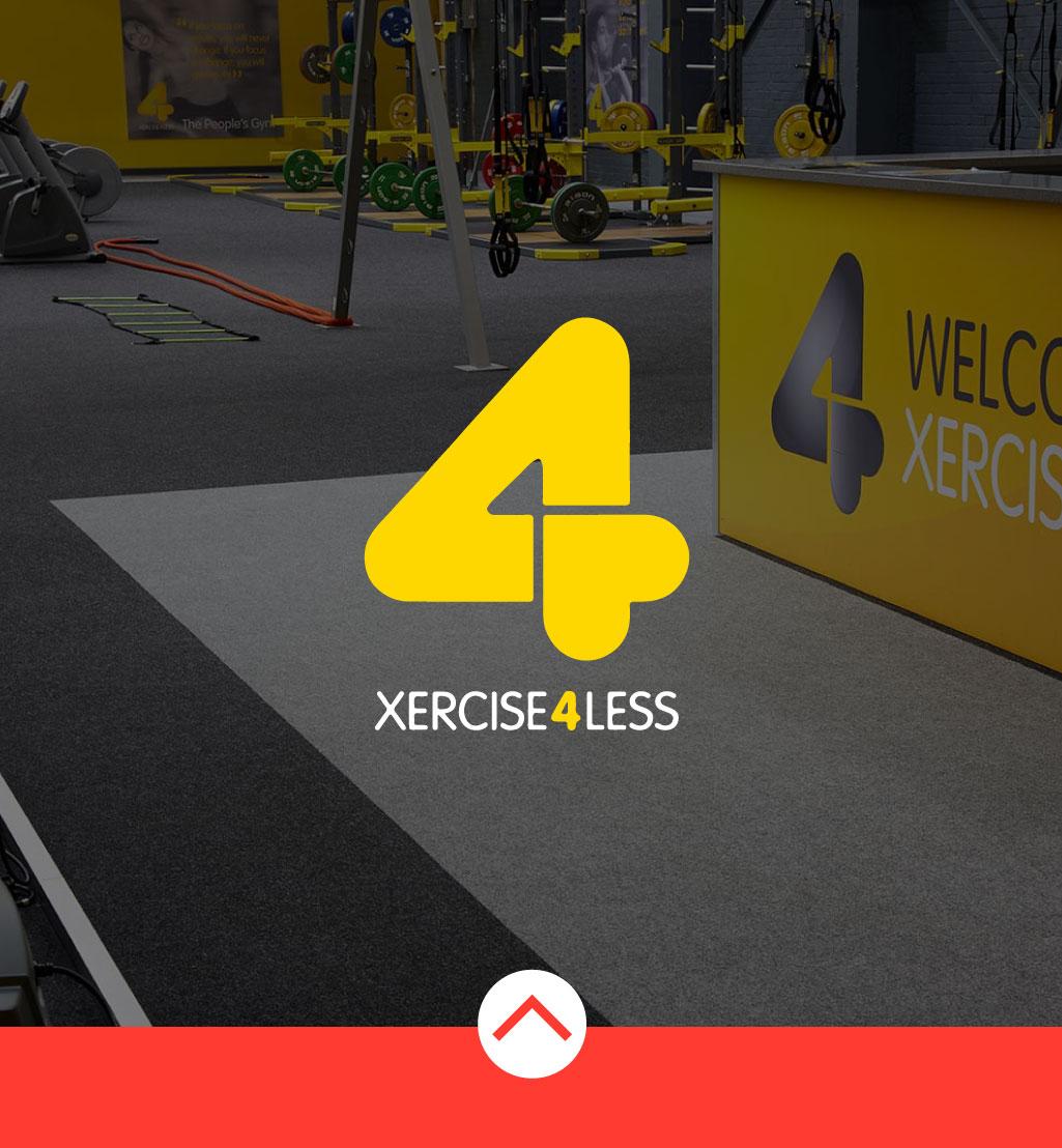 Xercise4less - Regional