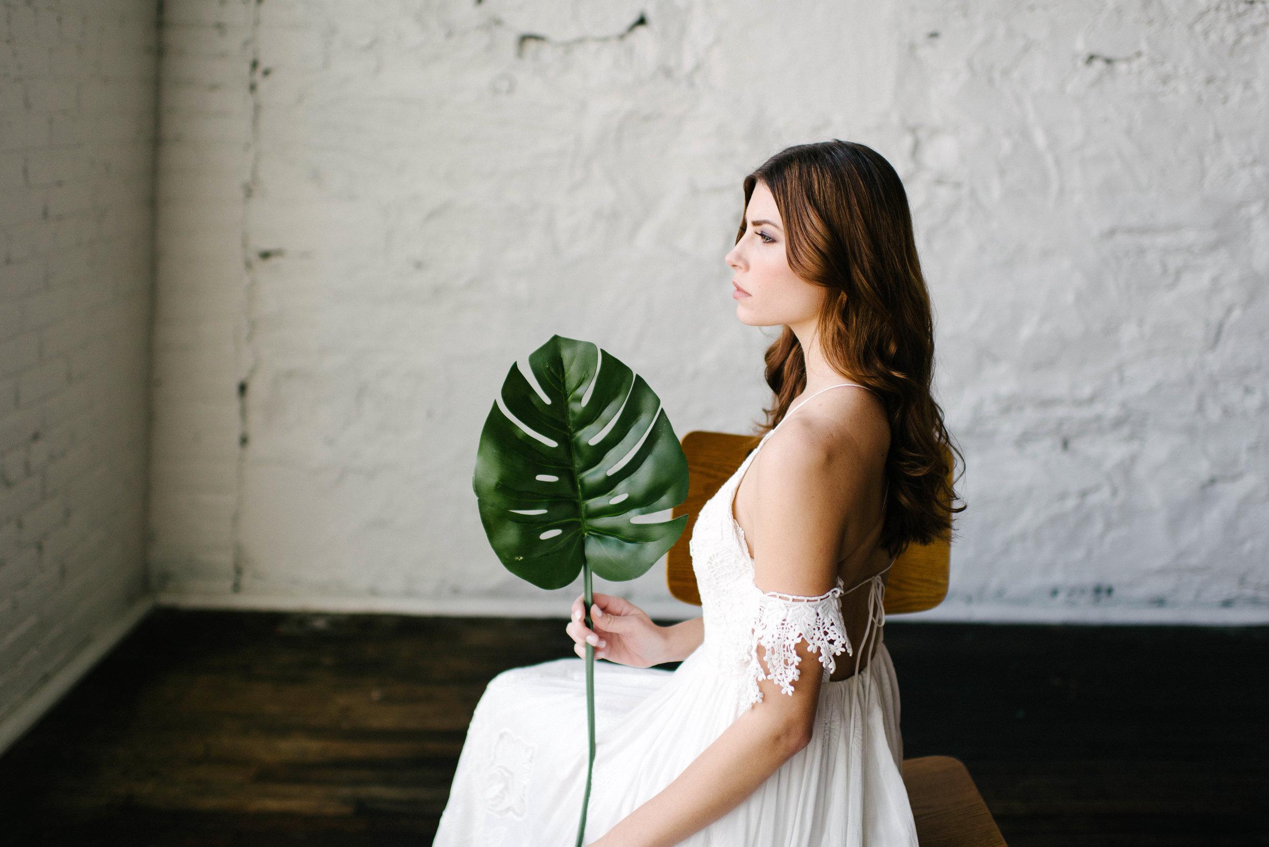 Photo: L'amour Fou Wedding | Makeup: Jennie Fresa