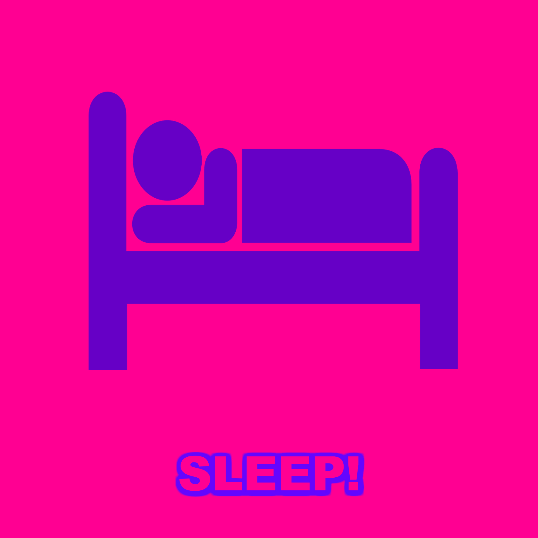 Sleep is SOOO Important.  With a good night's sleep you'll wake up refreshed and ready to kill it at the gym!You'll also have much more willpower and a more positive mindset!