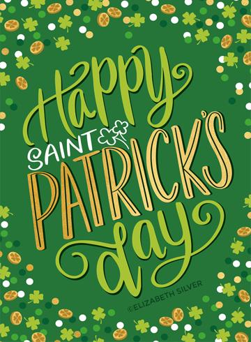 St. Patricks Design ©Elizabeth Silver