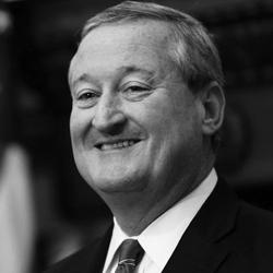 MAYOR JAMES KENNEY  [Dinner Speaker]   Mayor  City of Philadelphia, PA
