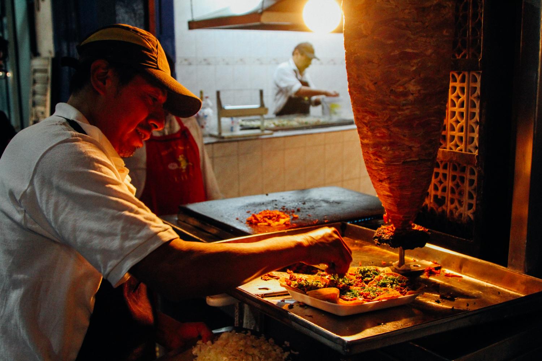 Pizzas y Parilla Lily, Nezahualcóyotl, CDMX |  Photo © Adrian Júarez