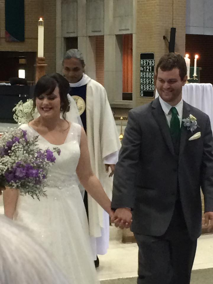 Erin and Dan Wedding