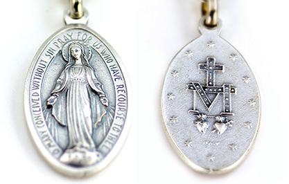 MedalInfo-MiraculousMedal