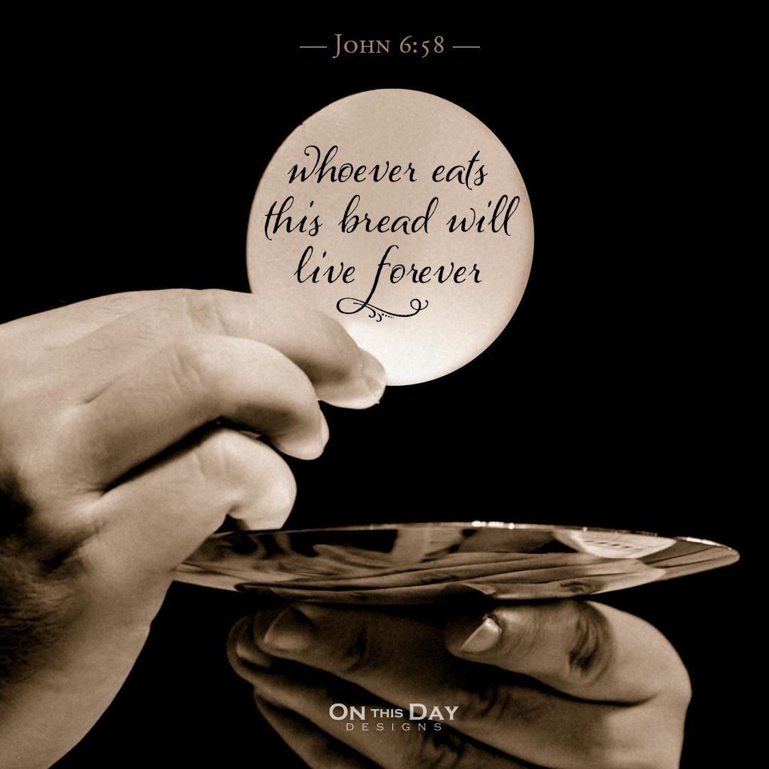 John 6:53-58