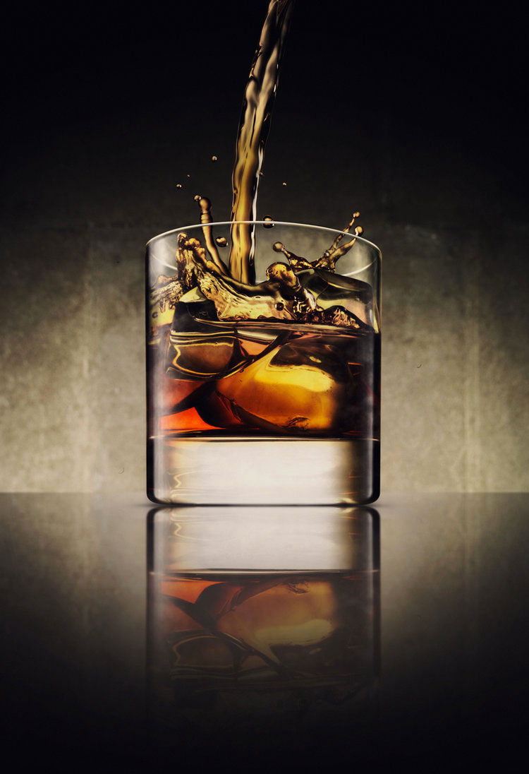 Into The Glass Still Life Photography - Lux Studio