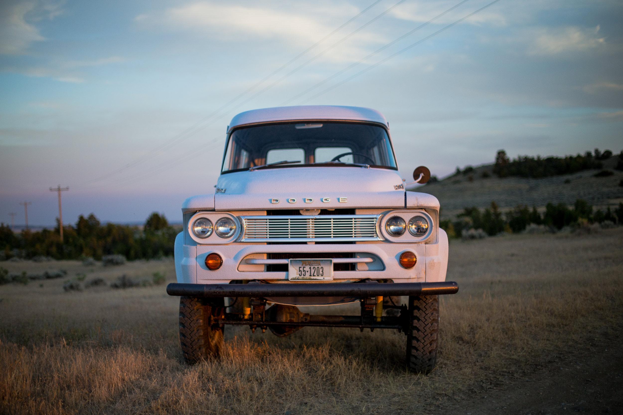 Power Wagon 100