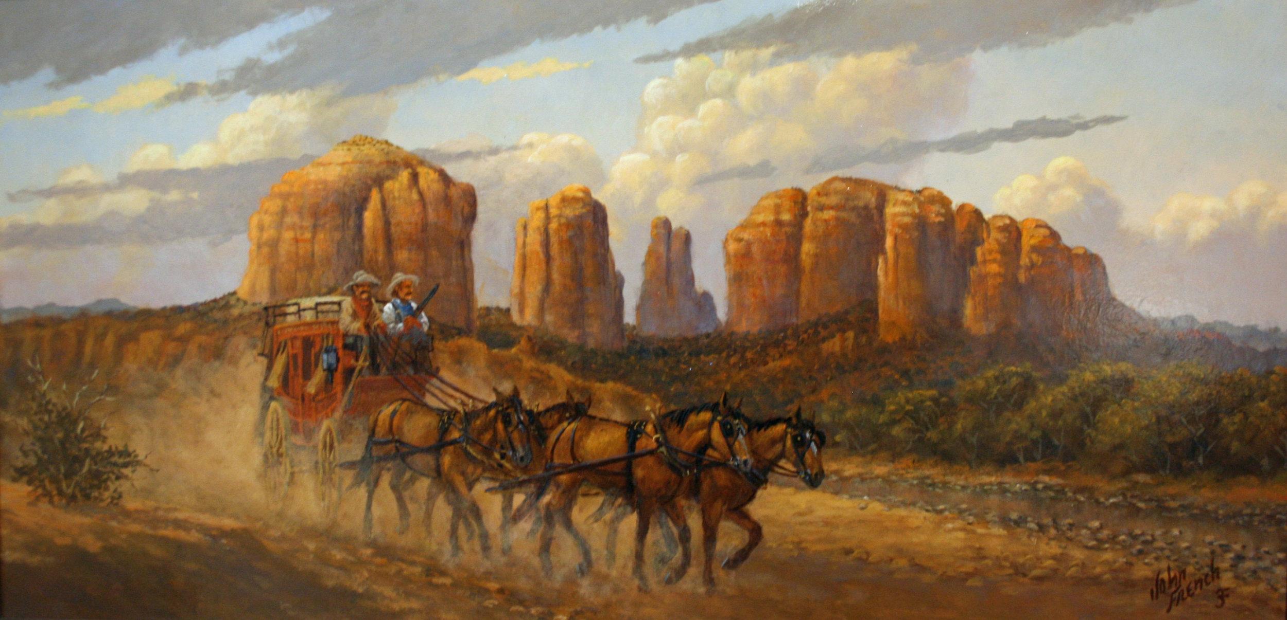 John French - Horse Carriage Ride.JPG