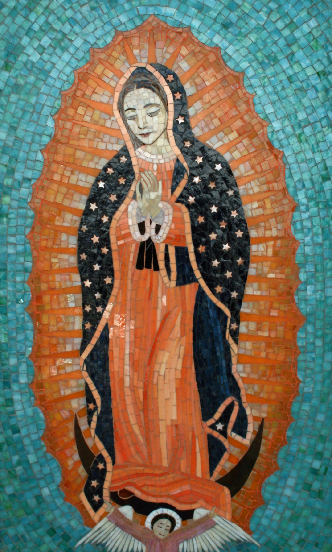 Elsie Reichenbacher - Our Lady of Guadalupe.JPG