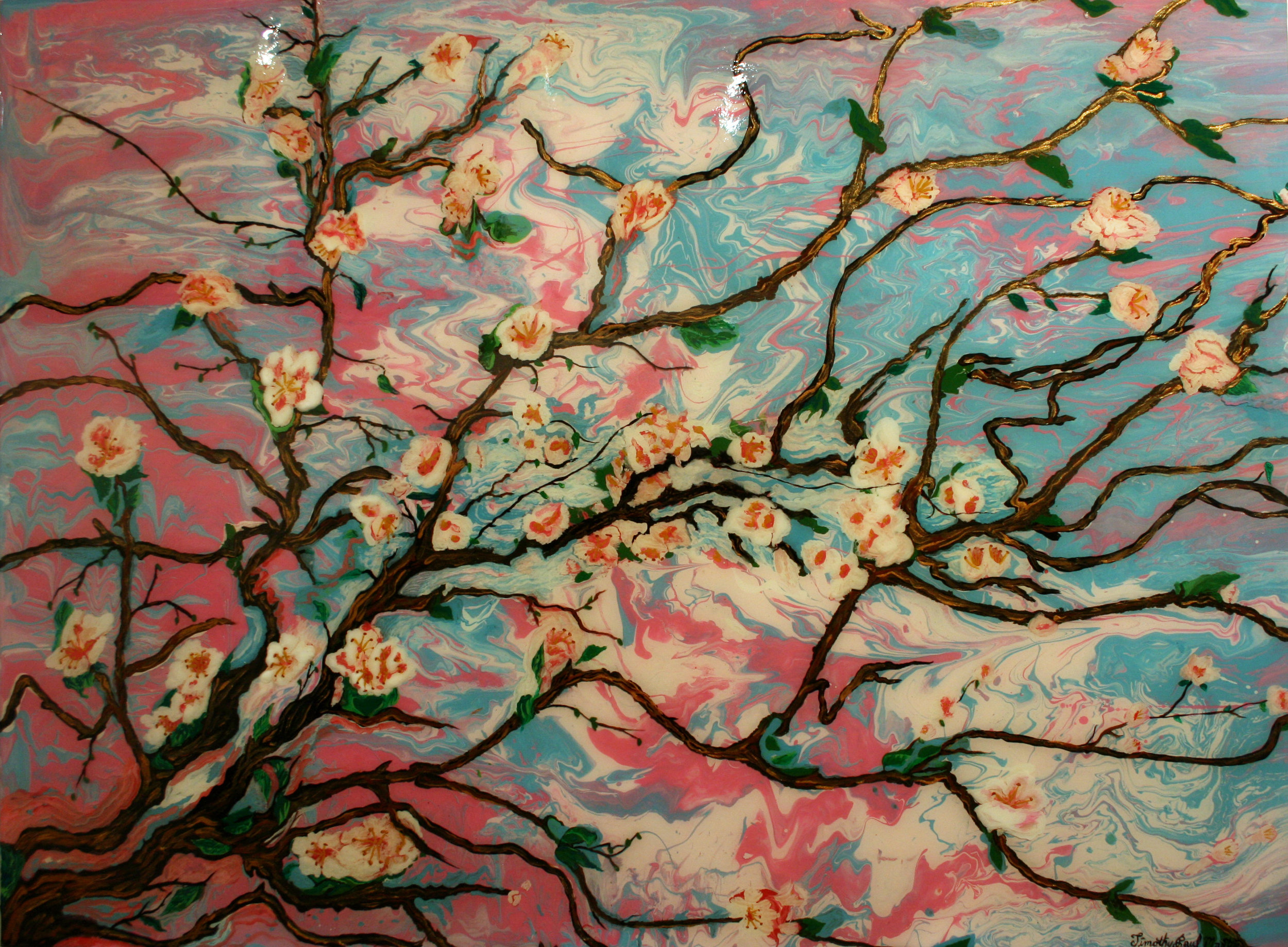 Timothy Martin - Cherry Blossoms.JPG