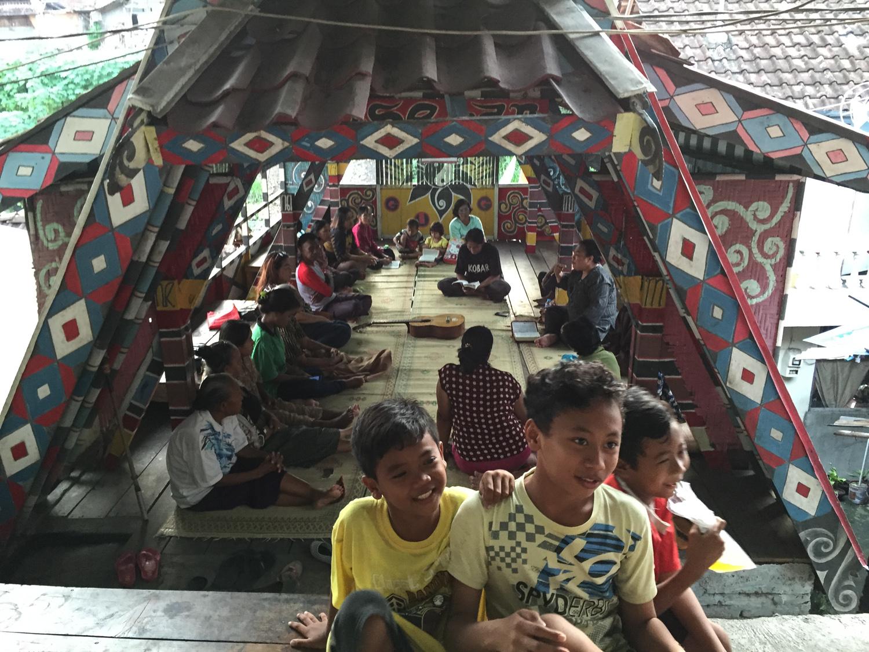 Kali Code, Yogyakarta