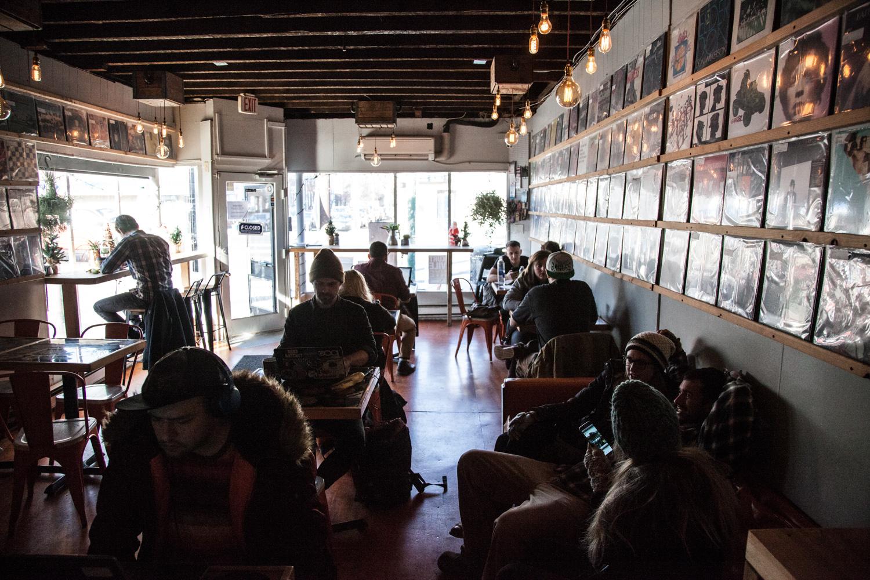 Milkcrate Cafe