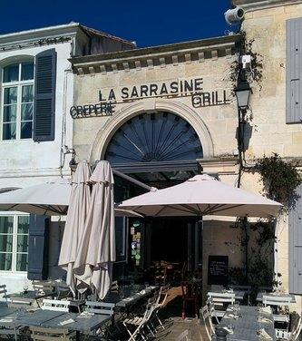 LA SARRASINE - Saint Martin de Ré