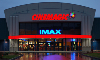 Cinemagic & IMAX®     Hooksett, New Hampshire      Click to visit the website
