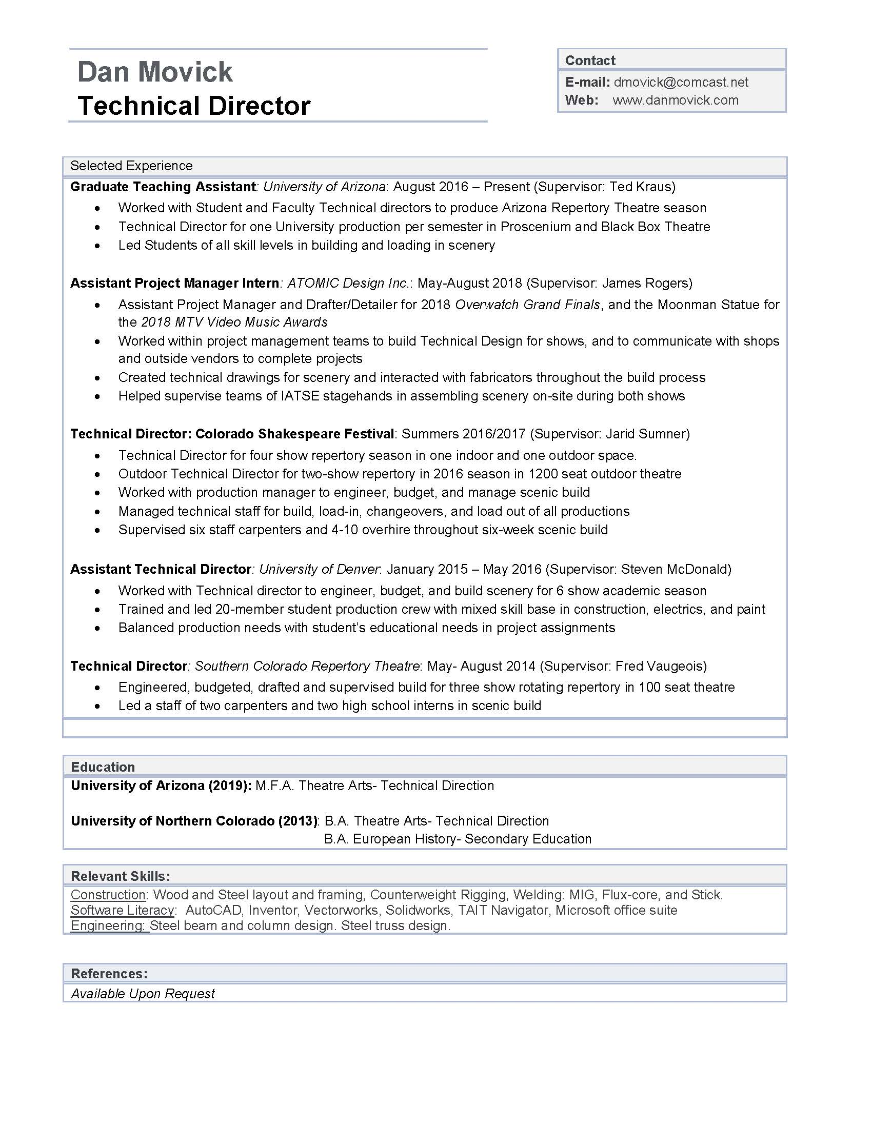 Dan Movick Resume - Fall 2018 Contacts Removed.jpg