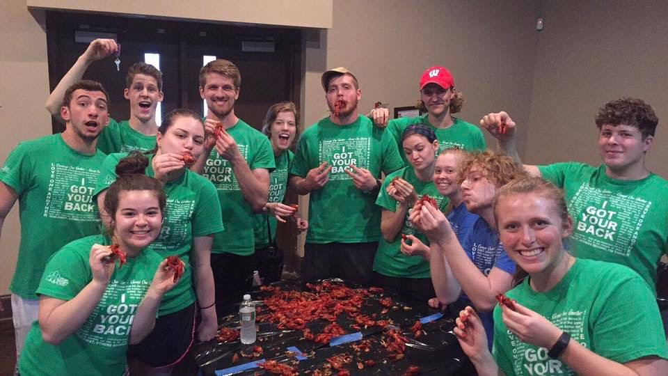 Photo from Spring Service Partnership trip