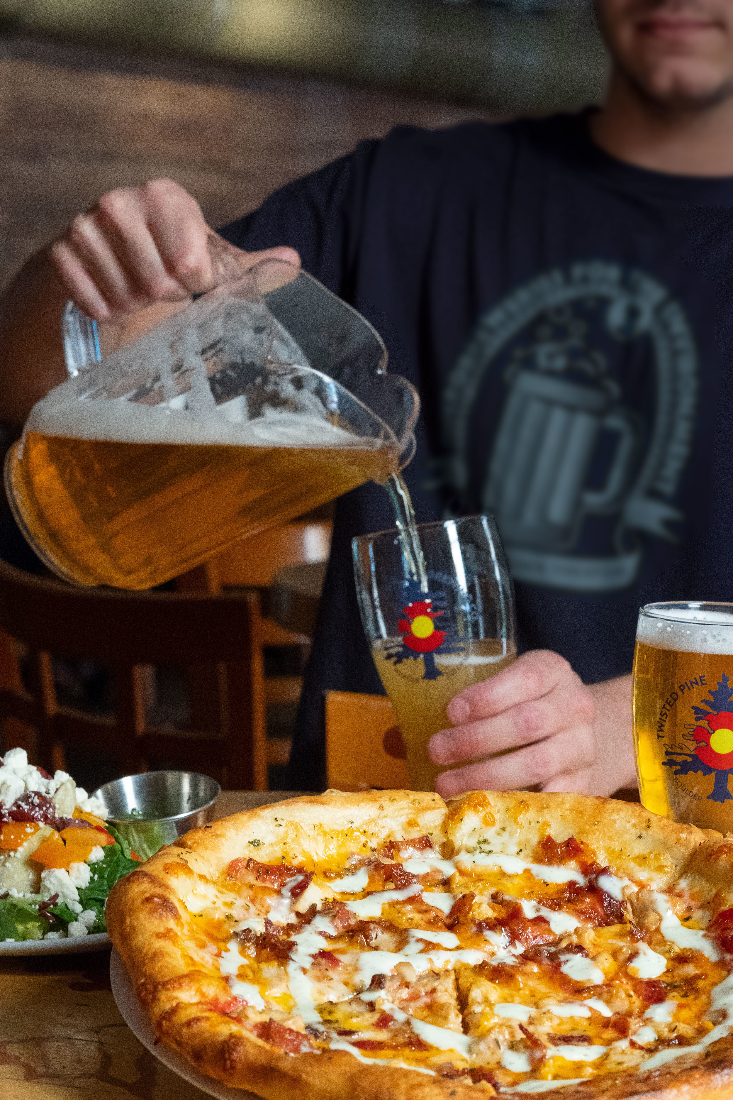 """"""" Pizza, pasta, and beer. These are just three gastronomic delights one must often give up when avoiding gluten."""""""