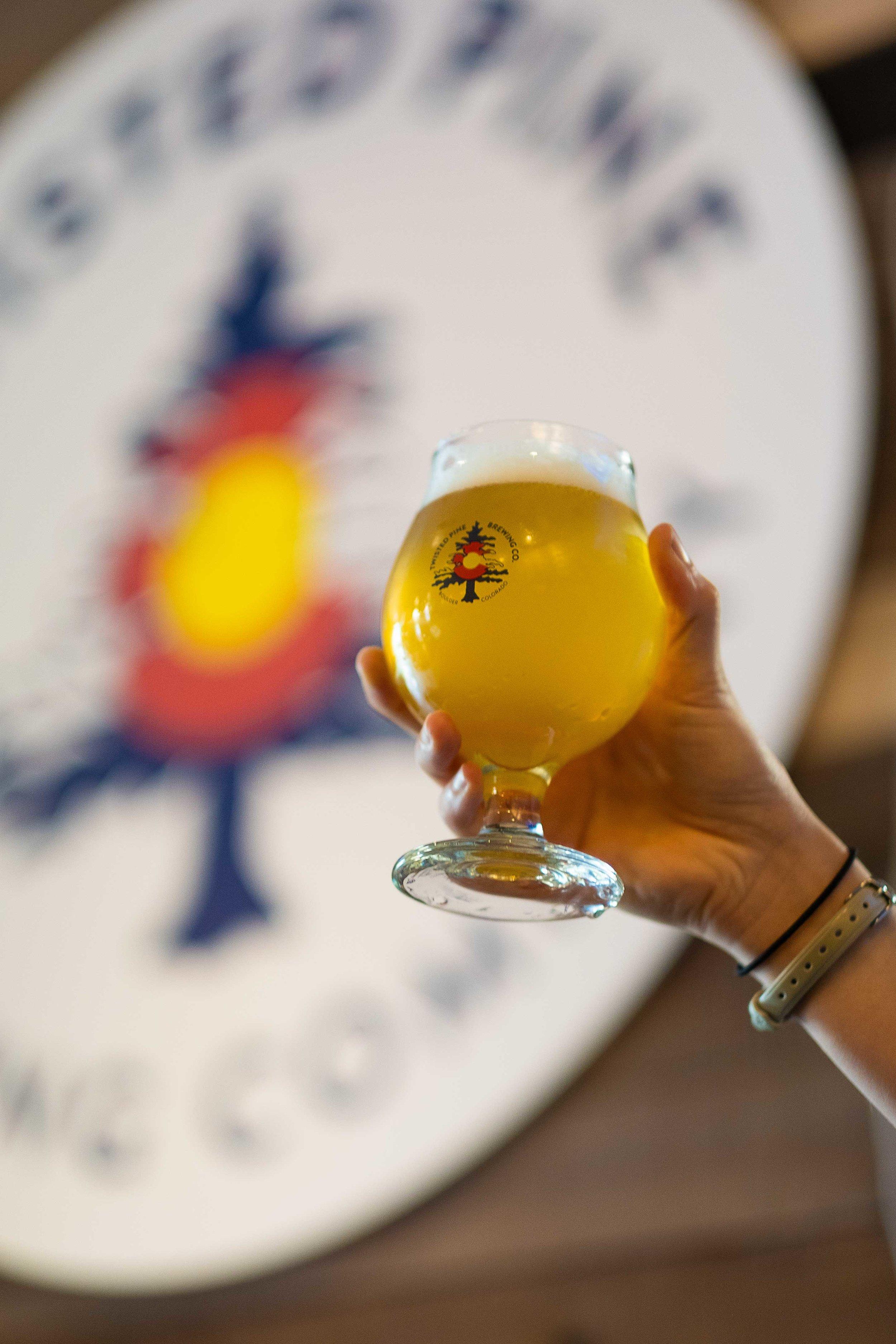 Cheers to gluten-reduced beer!
