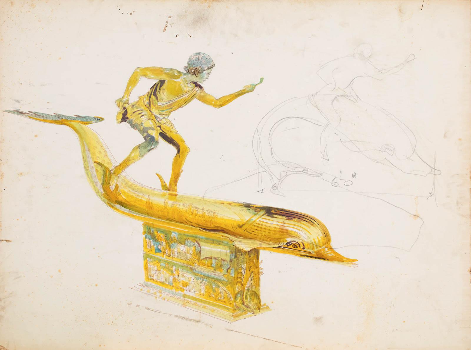 Boy on a Dolphin (2).JPG