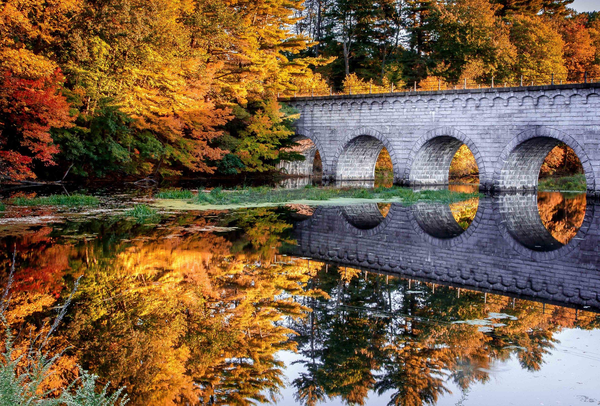 Worcester Aqueduct - Northborough