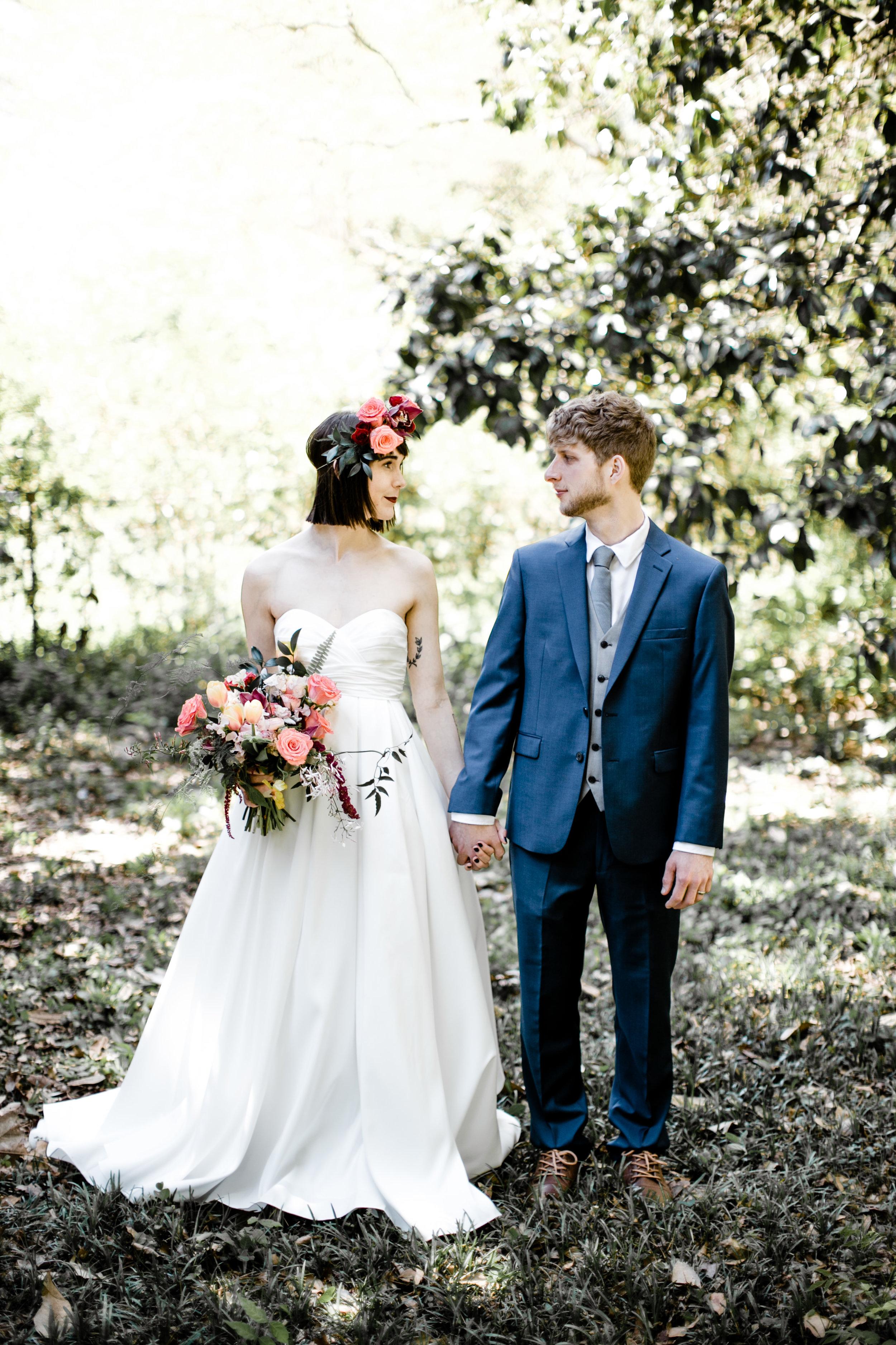 Hannah & Eric Atlanta Friends Meeting Backyard Wedding -149.jpg