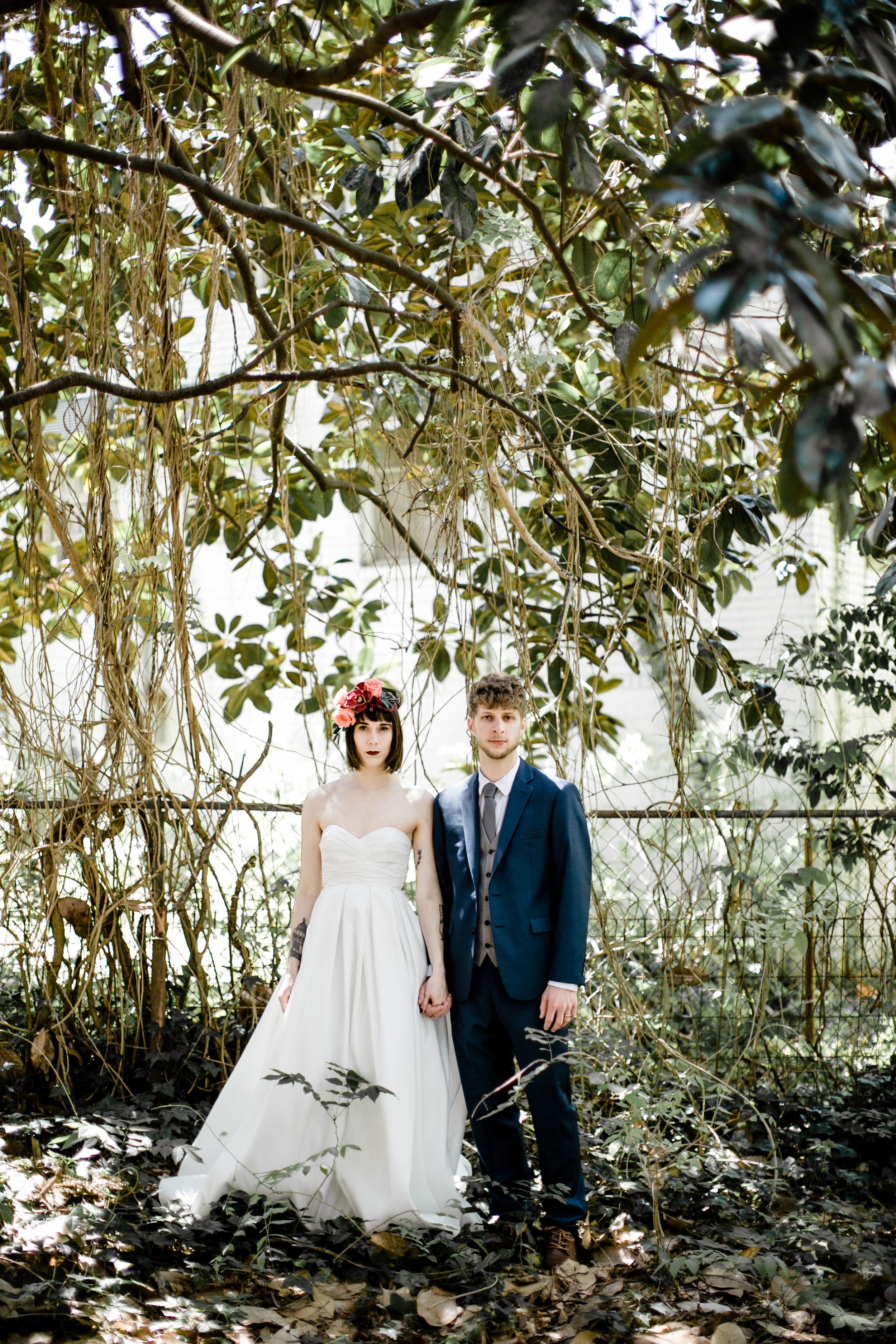 Hannah & Eric Atlanta Friends Meeting Backyard Wedding -197.jpg