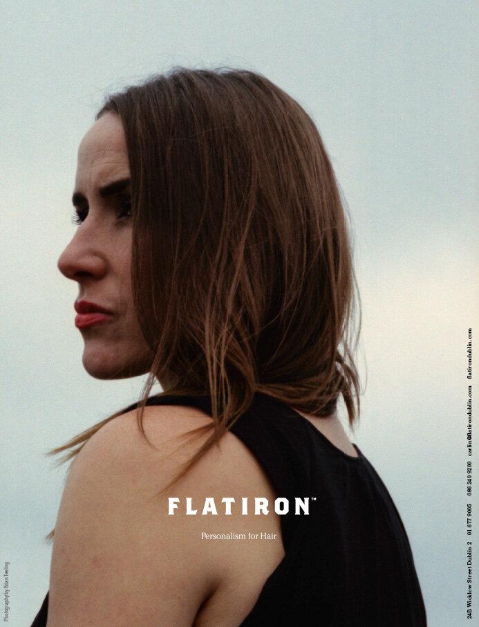 Flatiron print ad - Thread Magazine