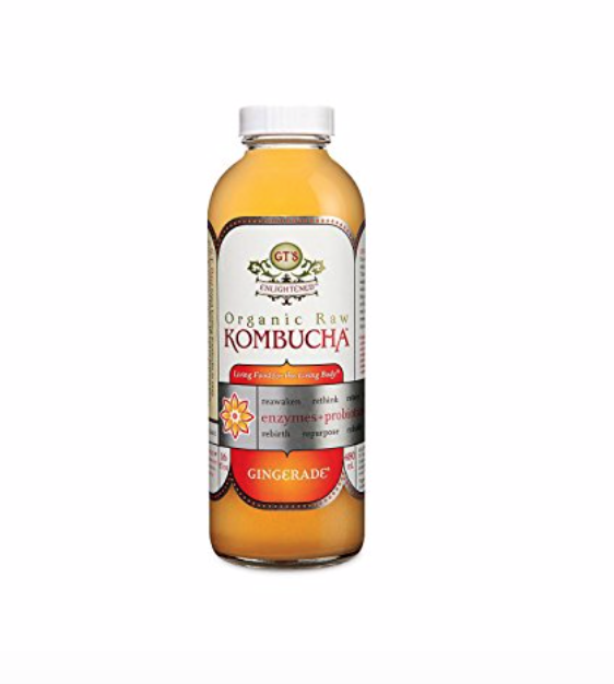 Kombucha - You'll have to watch carefully the ingredients with the Kombucha you chose, but generally most of GT's are safe! This flavor is my favorite! I buy these at our local Moose's Market or in bulk at Costco! (Click on Product Title for link to purchase.)