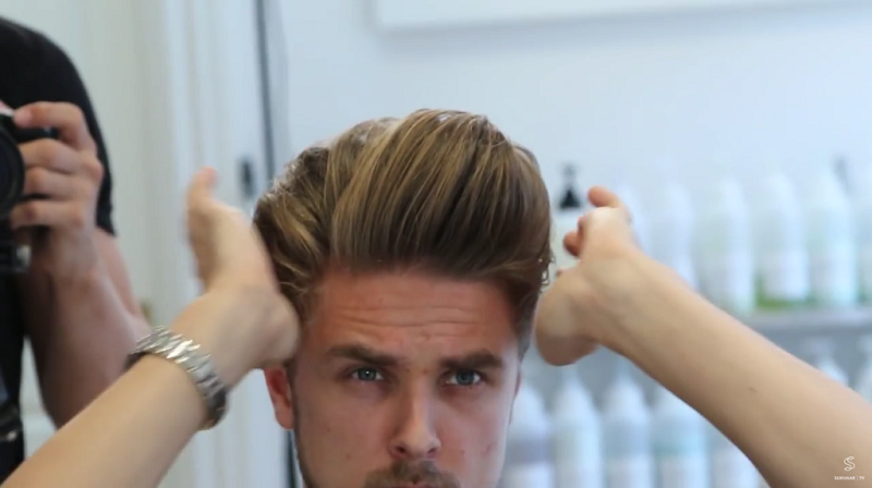 Hairstyle Tips For Men With Thick Hair Rebecca Beardsley S