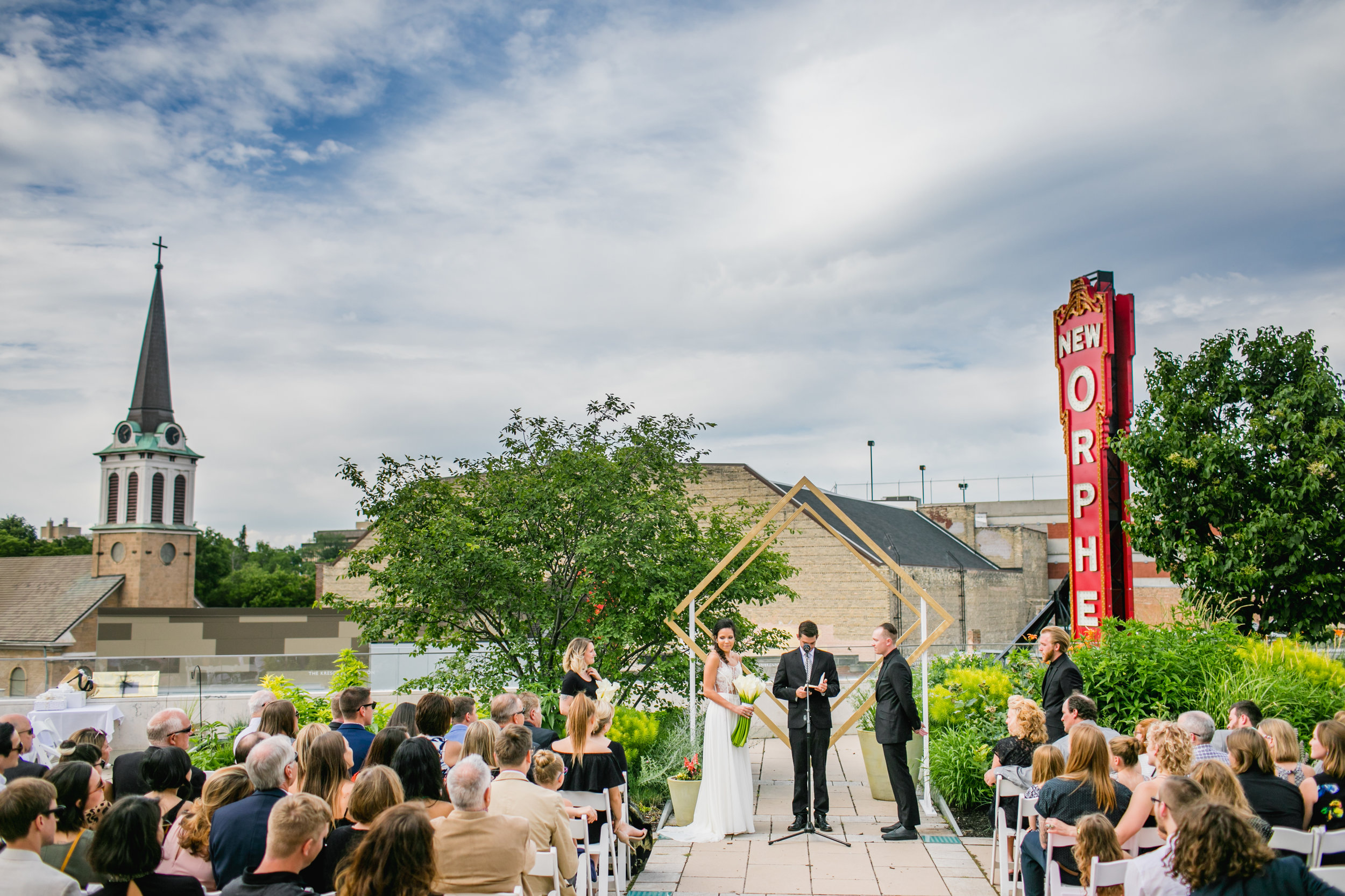 MMoCA Wedding Madison