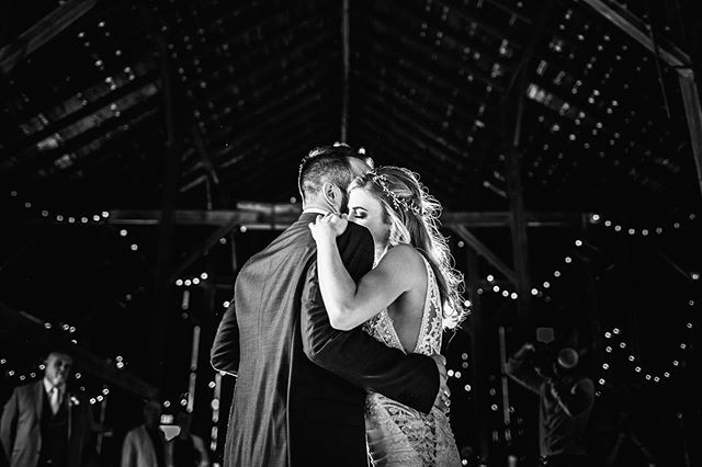 First dance vibes ✨