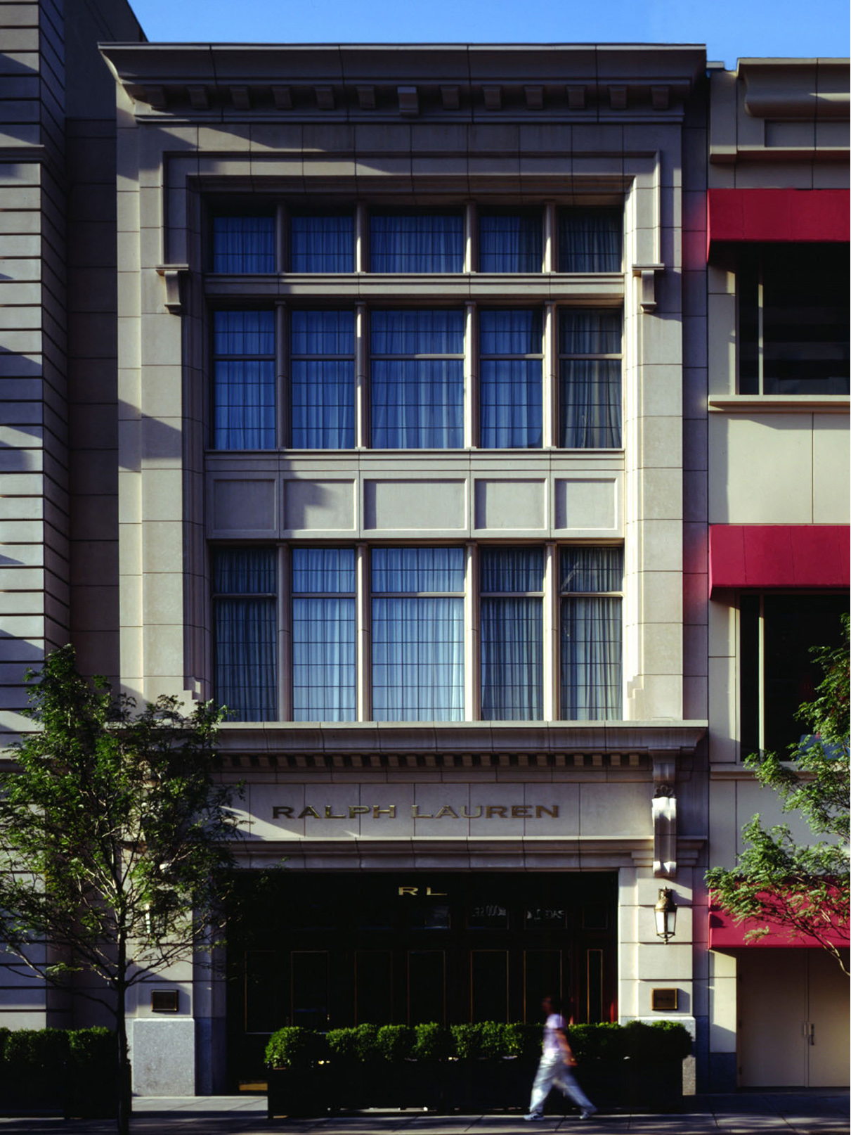 Ralph Lauren Restaurant