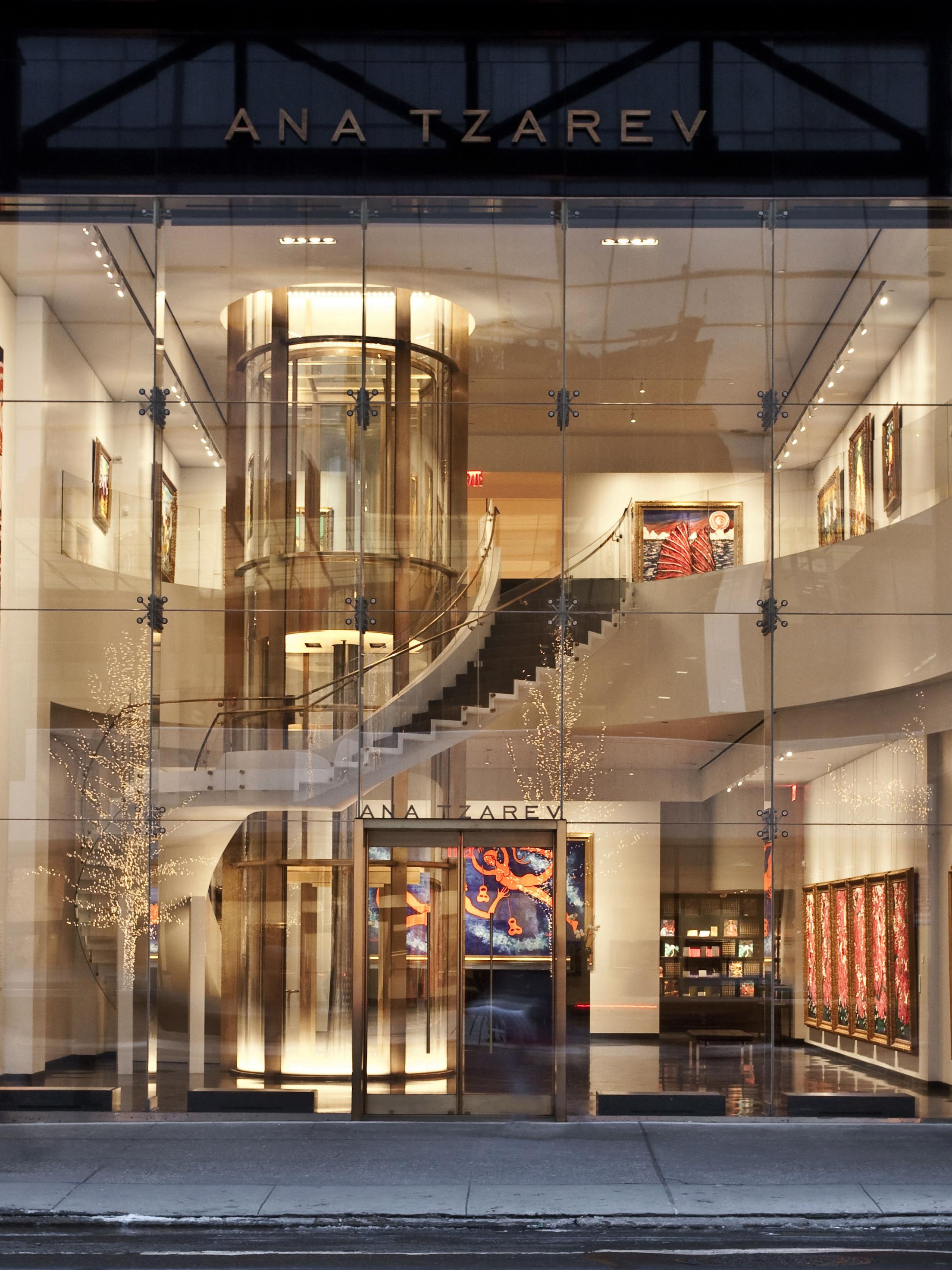 Ana Tzarev Gallery