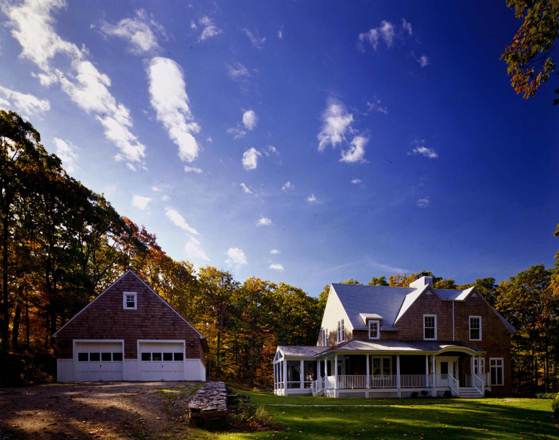 Litchfield Connecticut House