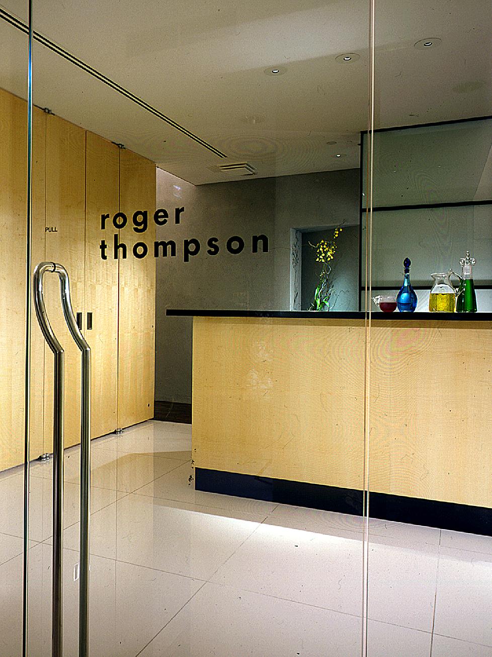 Roger Thompson Salon