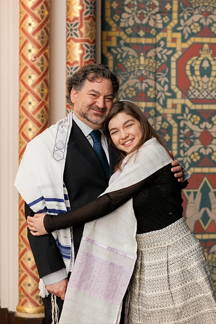 bat mitzvah father daughter photography 0015