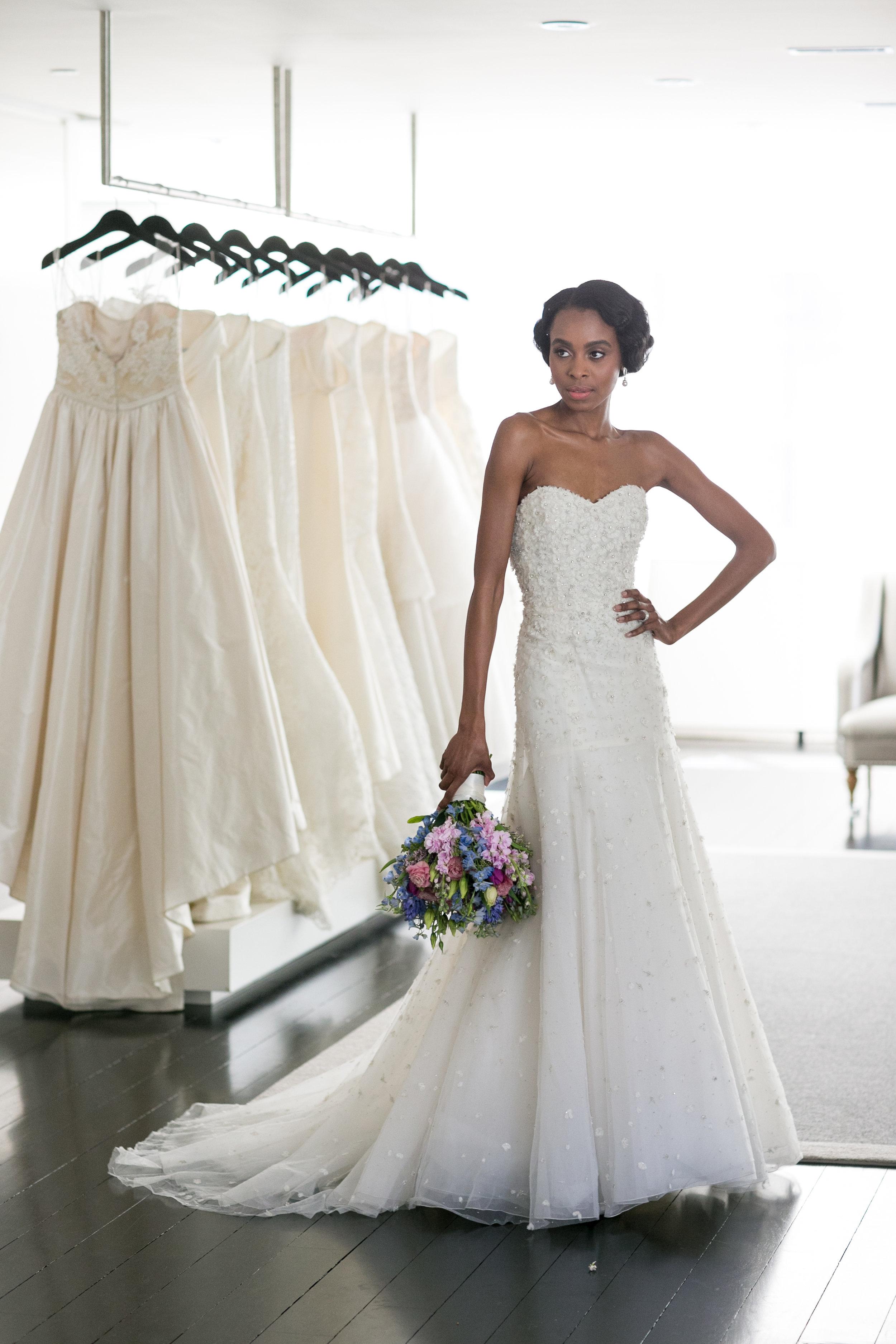 bride wedding dress bouquet photography 0029