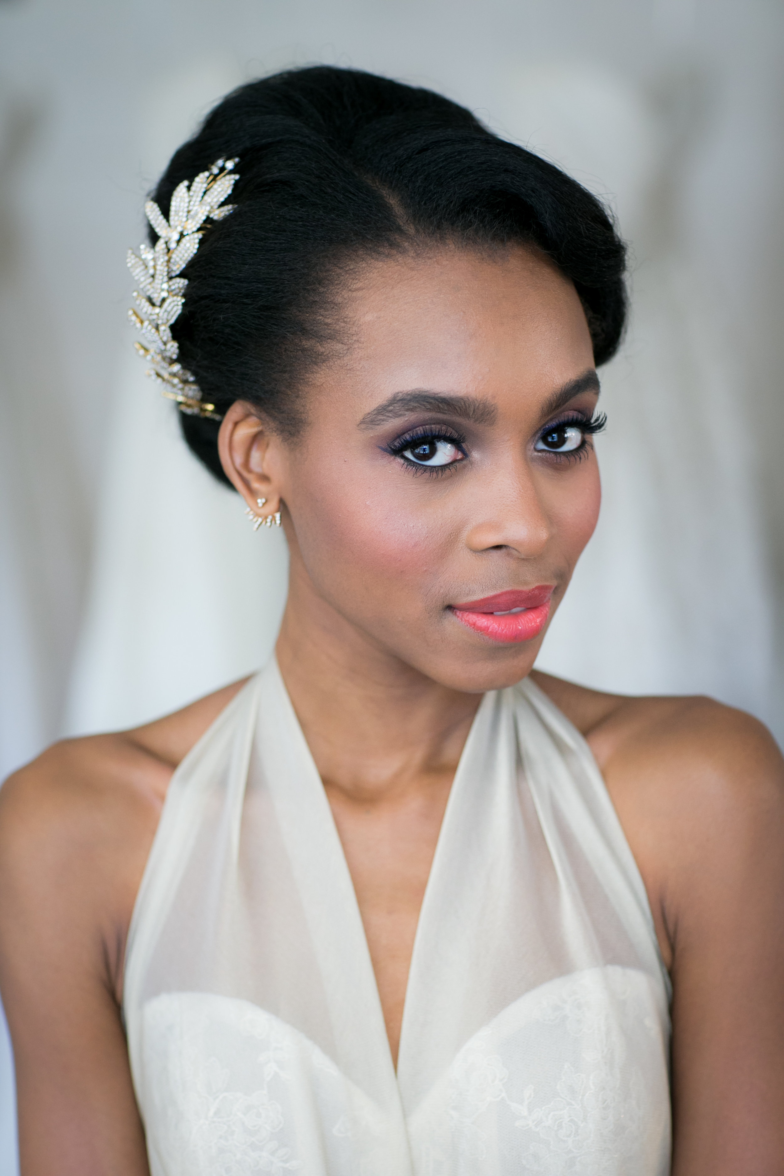 bride wedding dress makeup 0034
