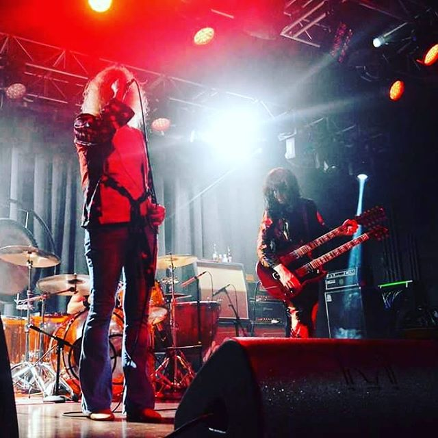 Florida here we come! Catch us in the Sunshine State this Thursday, Friday and Saturday night. Dates and ticket links via bio. 💯🔥🎸🎙️🥁🤘 . . . #florida #zeppelinfans #herewecome #deland #fortpierce #fortmyers #celebration #greatmusic #ledzeppelin #zosoontour